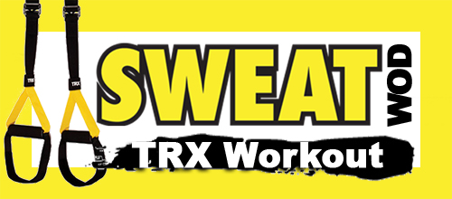 SWEAT WOD: TRX Workout