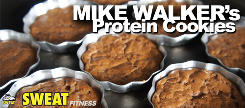 Mike Walker's Protein Cookies Recipe