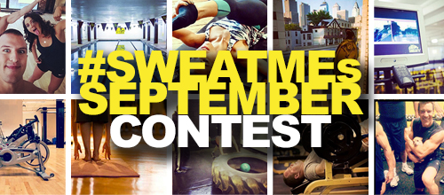 #SWEATMEs SEPTEMBER Photo Contest