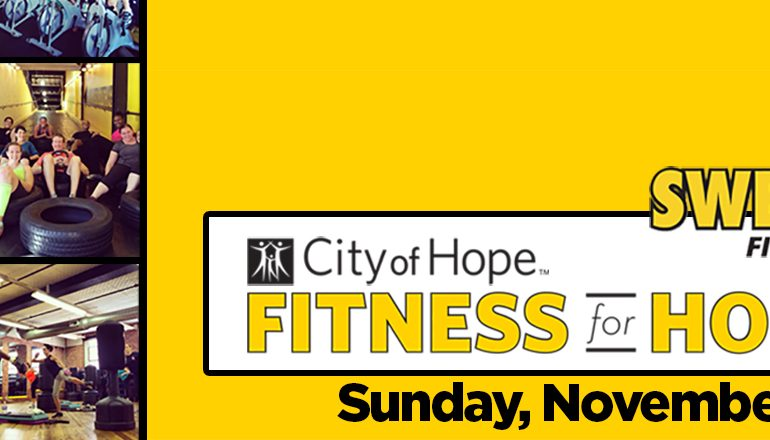 FITNESS for HOPE 2014 for City of Hope