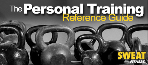 Getting Fit: The Personal Training Reference Guide