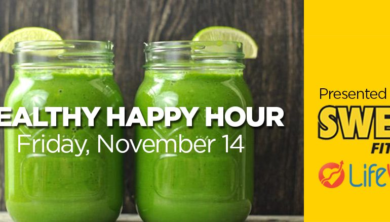 Healthy Happy Hour: Philadelphia Corporate Wellness Program