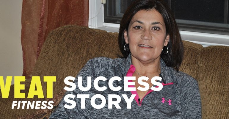 JEANNIE SWEAT SUCCESS STORY