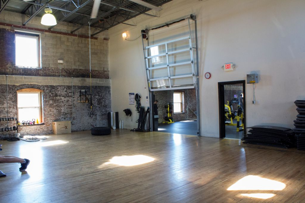 Sweat Fitness South Philly Location (1)