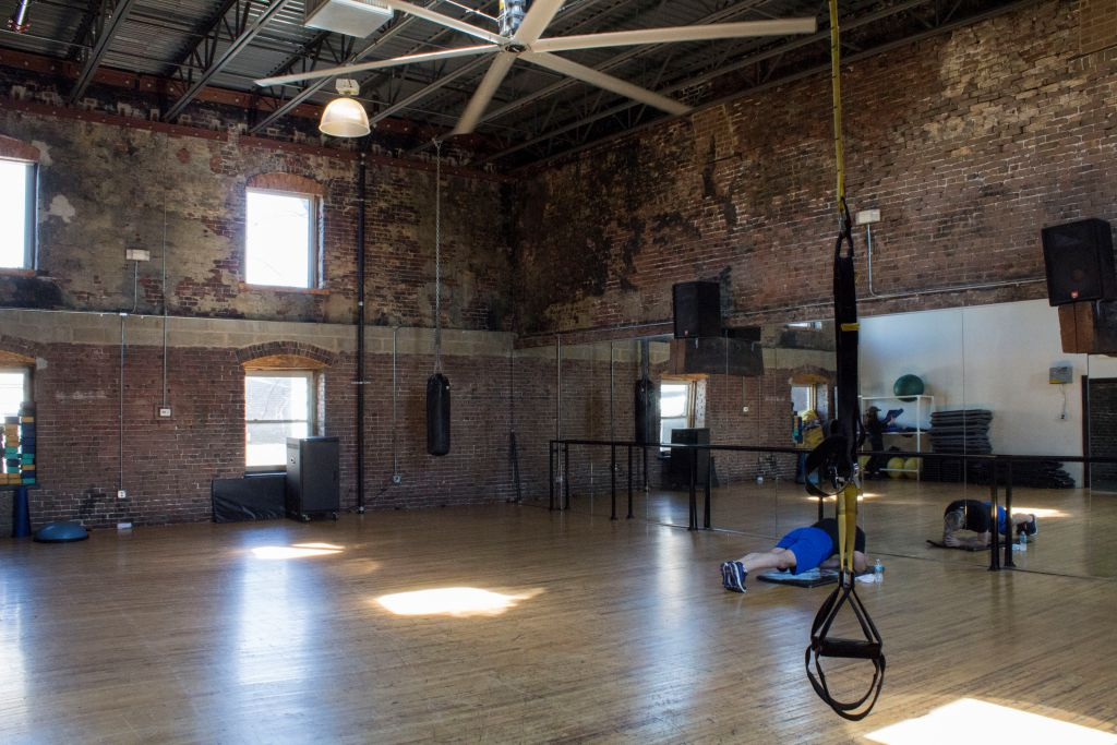 Sweat Fitness South Philly Location (2)