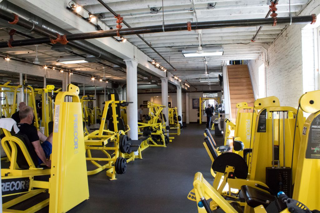 Sweat Fitness South Philly Location (4)