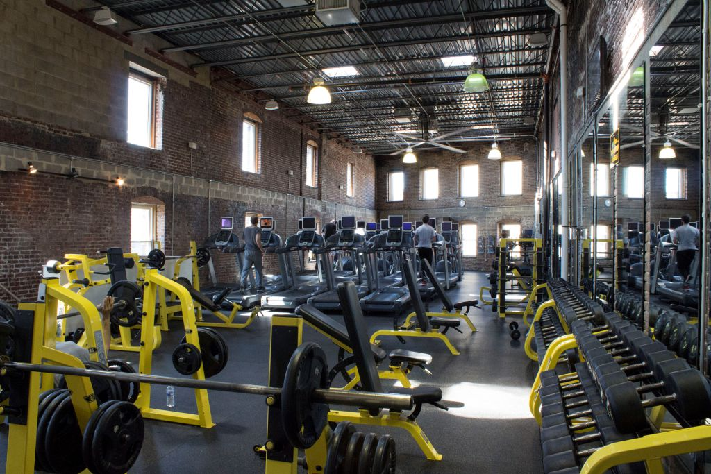 Sweat Fitness South Philly Location (6)